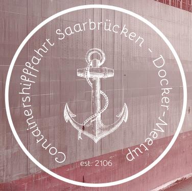 Logo Docker Meetup Saarbrücken
